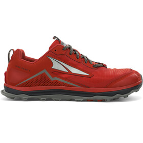Altra Lone Peak 5 Running Shoes Men, red